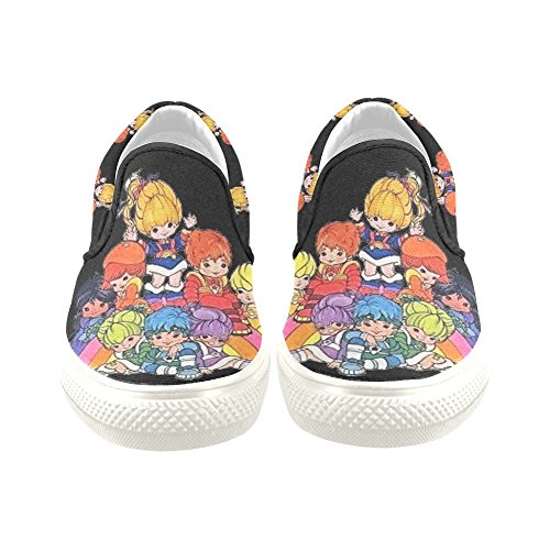 d-story-custom-rainbow-brite-womens-slip-on-canvas-shoes-fashion-sneaker