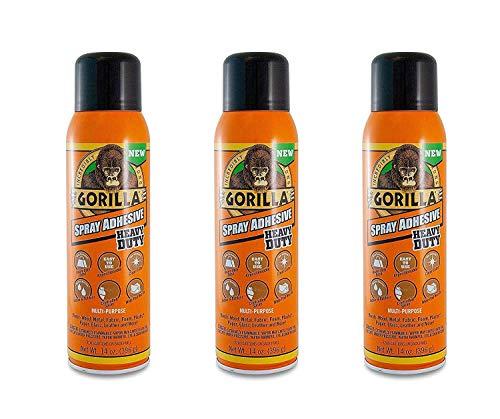 Adhesive Sprays