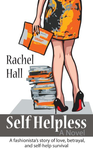 Self-help junkie and fashionista Jenny Peterson is stuck in a rut. But when a super-cute guy points her to a new self-help book everything gets turned upside down in Rachel Hall's charming Self Helpless.