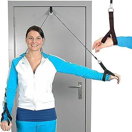MSD 651051 – Polea de cuerda con agarre para manos. Ideal ...