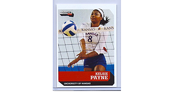 NICHOLAS SZERSZEN 1ST EVER PRINTED SPORTS ILLUSTRATED OHIO STATE BUCKEYES VOLLEYBALL ROOKIE CARD LOT! 5