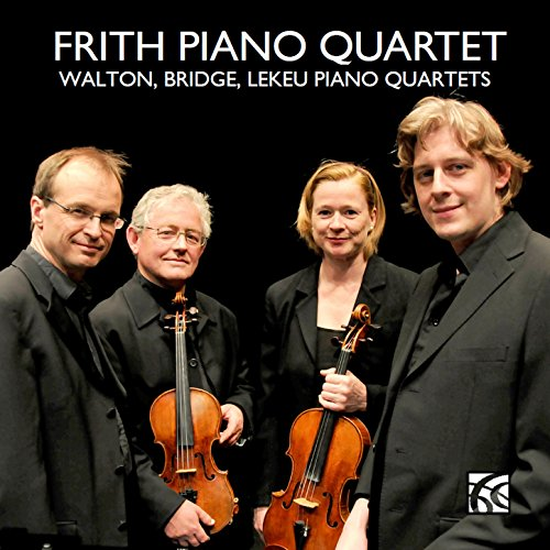 - Walton, Bridge & Lekeu: Piano Quartets