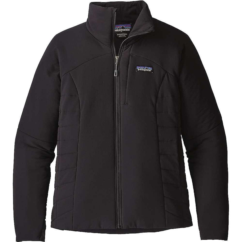 パタゴニア アウター ジャケットブルゾン Patagonia Women's Nano-Air Jacket Black vny [並行輸入品] B0761K1G4M