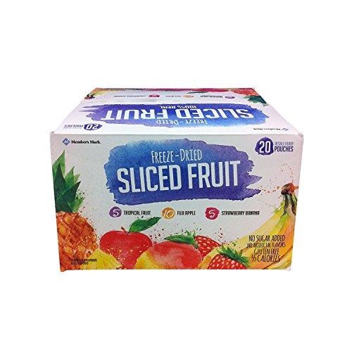 Members Mark Freeze-Dried Fruit Snacks (20 ct.)