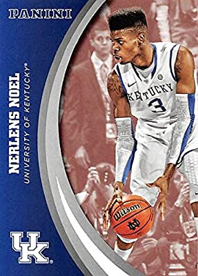 Nerlens Noel basketball card (Kentucky Wildcats) 2016 Panini Team Collection #47