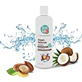 Best Life Argan Nourish Shampoo - All-natural, Plant-powered. No Parabens & Sulfates. With Natural Lavender Fragrance- 250 ML