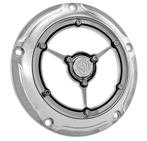 Chrome Billet Derby Covers (RSD Clarity Derby Cover - Chrome 0177-2007-CH)