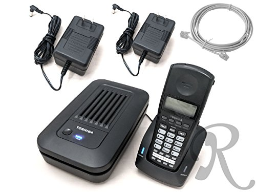(Toshiba DKT2404-DECT Digital Cordless Phone)