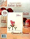 Take Ten: The Stamper's Sampler, Vol 13, Issue 3 Jun/Jul/Aug 2013