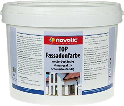 novatic TOP Fassadenfarbe