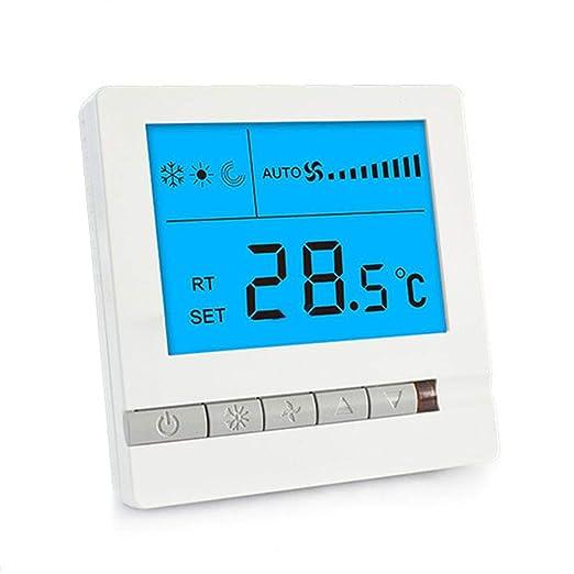 ZSLGOGO Termostato WiFi Termostato Inteligente Controlador de ...