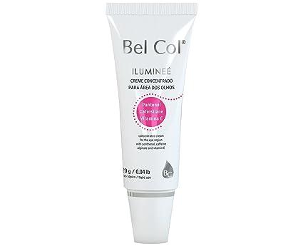 belcol ilumineé, 20 g, serun de ojos con vitaminas y cafeisilane