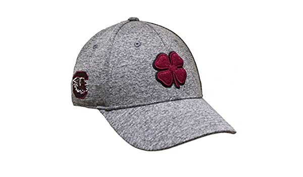 d7d9717b2a6 Amazon.com   NEW Black Clover Live Lucky South Carolina Gamecocks Grey Red Fitted  L XL Hat   Sports   Outdoors