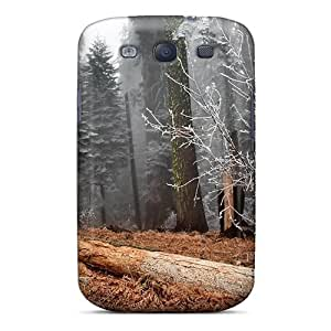 Case Cover Forest Winter Trees/ Fashionable Case For Galaxy S3