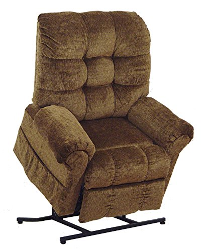 (Catnapper 4827210236 Omni Havana Power Lift Lay Out Chaise Recliner)