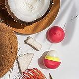 eos Super Soft Shea Sphere Lip Balm - Coconut