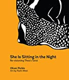 capa de She Is Sitting in the Night: Re-Visioning Thea's Tarot
