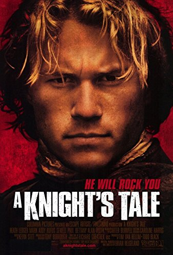 27 x 40 A Knights Tale Movie Poster (Knights Tale Poster)