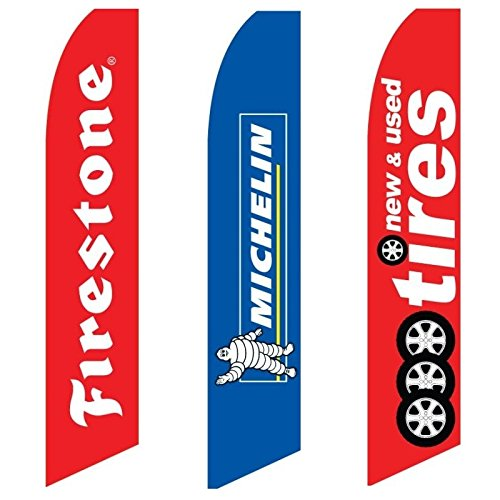 Cheap Accessories Swooper Flags (6 Pack) FLAGS ONLY. hot sale