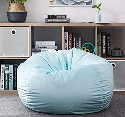 Sensational Amazon Com Tangfeii Lazy Couch Bean Bag Princess Style Pabps2019 Chair Design Images Pabps2019Com