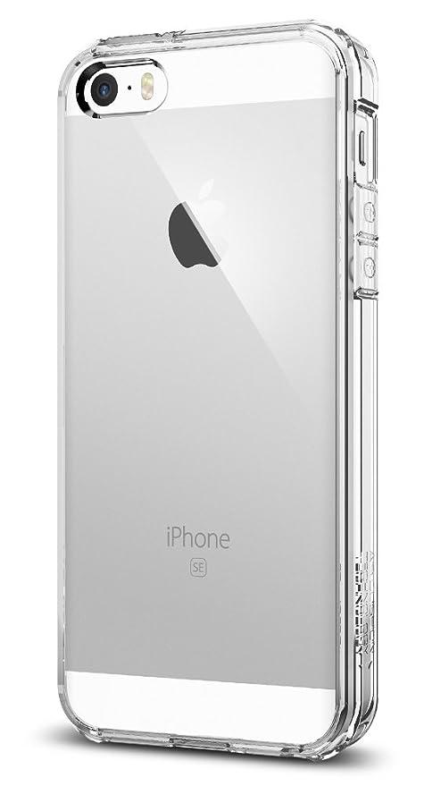 "150 opinioni per Spigen Ultra Hybrid 4"" Cover Transparent- mobile phone cases"