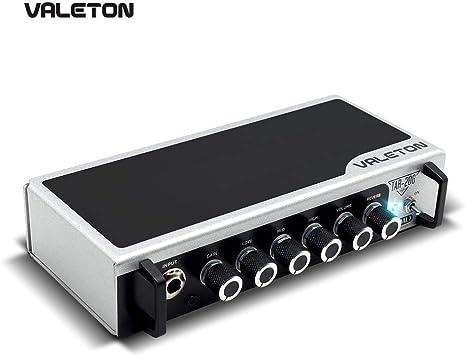 Valeton - Amplificador de guitarra con cabezal TAR-20G Amp Pedal ...