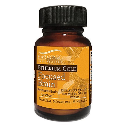 (Harmonic Innerprizes, Etherium Gold, Powder, 1 oz (28.3 g) by Harmonic)