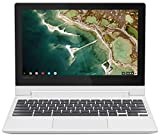 "2019 Lenovo C330 2-in-1 11.6"" Touchscreen Chromebook Laptop Computer, MediaTek MT8173c 2.1GHz, 4GB RAM, 32GB eMMC Flash Memory, AC WiFi, HDMI, Chrome OS"