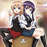 Cocoa & Rize - Gochumon Wa Usagi Desuka? (Anime) Character Song 2 [Japan CD] GNCA-338 by Cocoa & Rize