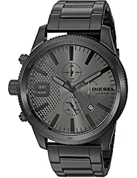Men's DZ4453 Rasp Chrono Black Watch