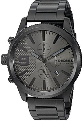 Diesel Men's DZ4453 Rasp Chrono Black Watch