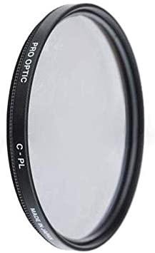 CPL Digital Filter Made in Japan ProOptic Pro 72mm Circular Polarizer