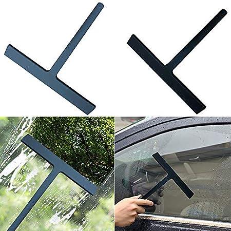 specchi da bagno Grigio Lavavetri in silicone tergivetro per doccia Jtxqy finestrini dell/'auto non lascia striature