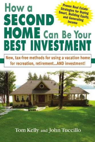 How a Second Home Can Be Your Best Investment: New, Tax-Free Methods for Using a Vacation Home for Recreation, Retirement...AND Investment! (Best Vacation Rental Property Investments)