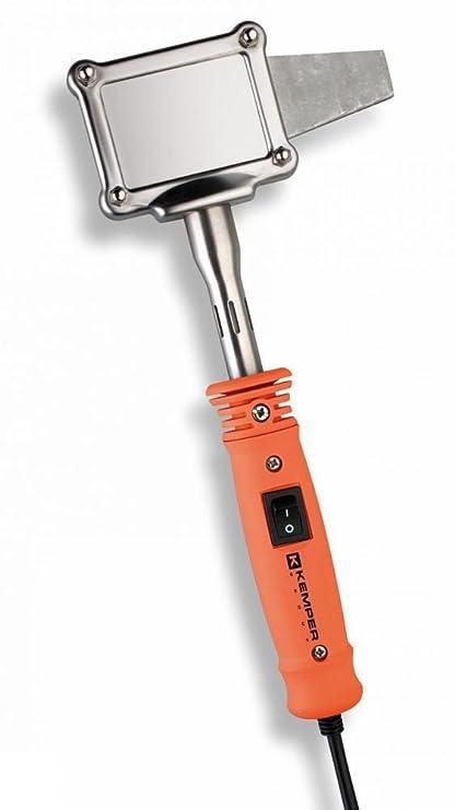 Soldador Eléctrico con mazo martillo de cobre de 310 gr 320 W Profesional Nuevo
