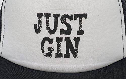Tapa Just Snapback Style Trucker Gorra Gin PXqrnXH