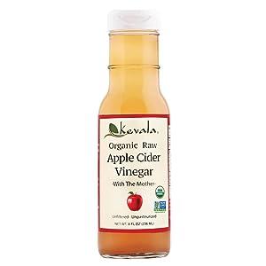 kevala Organic Raw Apple Cider Vinegar, 8 Fl Oz