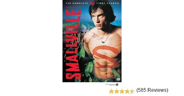 Smallville: Complete First Season [Reino Unido] [DVD]: Amazon.es: Cine y Series TV