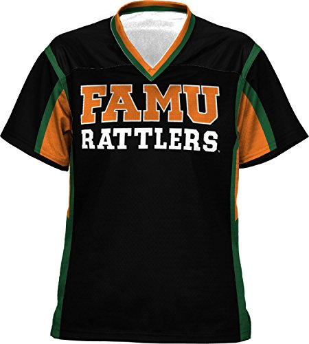 ProSphere Women's Florida A&M University Scramble Football Fan Jersey - Shopping Fl Tallahassee