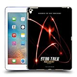 Official Star Trek Discovery 7 Red Signals Discovery Season 2 Poster Soft Gel Case for iPad Pro 9.7 (2016)