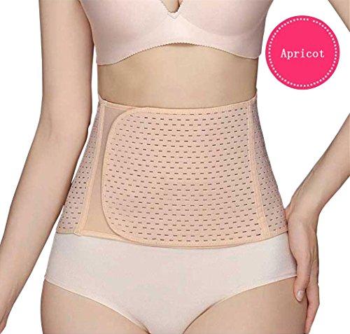 fitnesssun-women-postpartum-belly-wrap-pregnancy-recovery-girdle-corset-waist-belt
