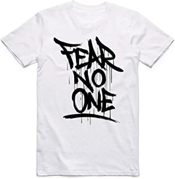 FEAR NO ONE T-Shirt for Men XL