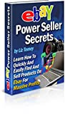 img - for Ebay Power Seller Secrets Ebook PDF book / textbook / text book