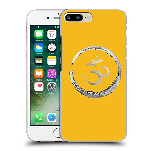 GoGoMobile Coque de Protection TPU Silicone Case pour // Q09170602 Bouddha 35 ambre // Apple iPhone 7 PLUS
