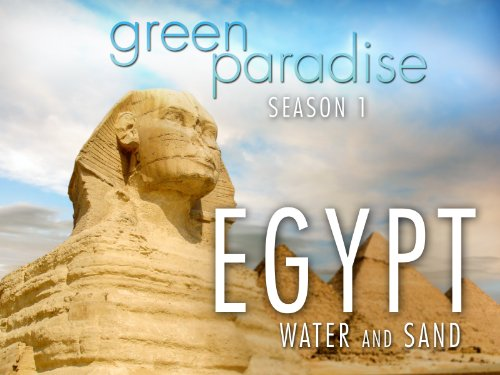 Egypt - Water And Sand