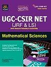 UGC-CSIR NET (JRF & LS) Mathematical Science price comparison at Flipkart, Amazon, Crossword, Uread, Bookadda, Landmark, Homeshop18