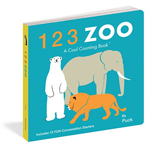 123 Zoo (Cool Counting Books) (Counting Zoo)