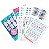 Planner Stickers Reminder Binder Checklists, to Dos, Priority Lists, Shop, Water for Functional Planning...