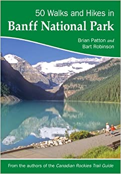 Book 50 Walks and Hikes in Banff National Park