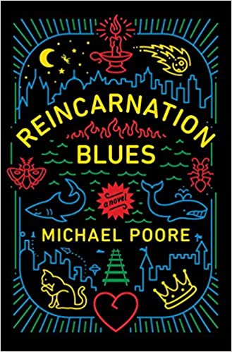 Image result for reincarnation blues michael poore